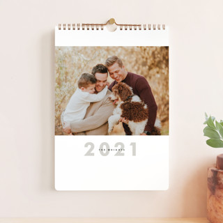 Big Month Standard Calendars