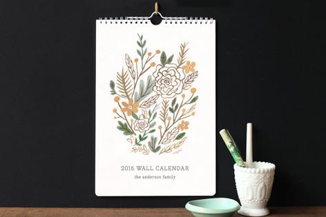 A Year of Art Standard Calendars