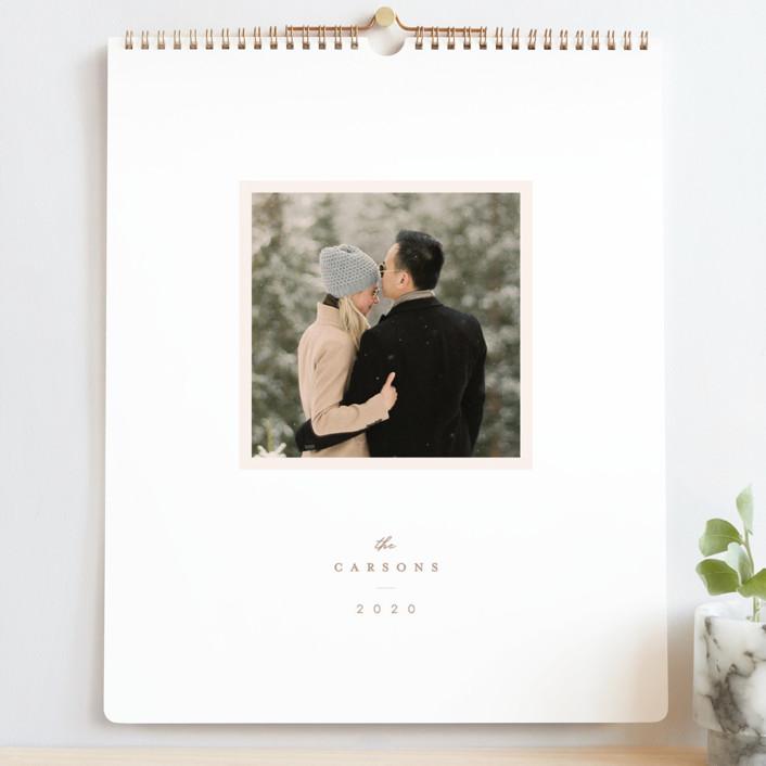 """Bright Grand"" - Photo Calendars in Peony by Lori Wemple."