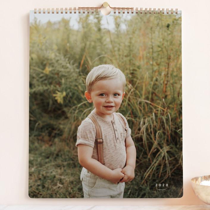 """Wonder Grand"" - Photo Calendars in Cotton by Sara Hicks Malone."