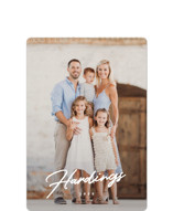 This is a white photo calendar by Erin L. Wilson called Jotted Standard printing on premium calendar paper.