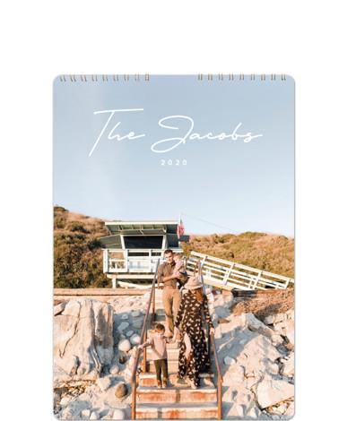 Simplicity Standard Calendars