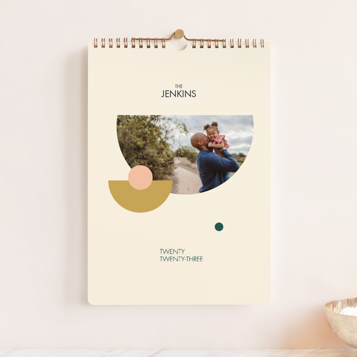 """Marseille"" - Modern Photo Calendars in Forest by Alex Roda."