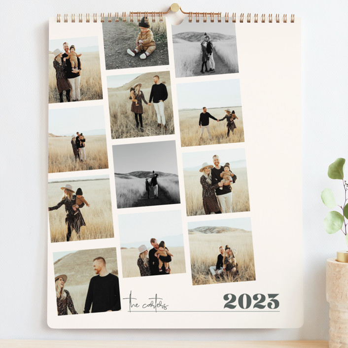 """proof"" - Modern Photo Calendars in Champagne by Robin Ott."