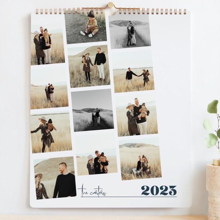 """proof"" - Modern Photo Calendars in Champagne by Robin Ott."