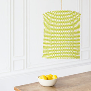 Half Dot Rows Chandelier Lampshades