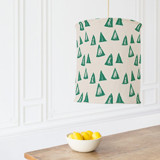 rustic triangles by Sweetgrass Paper Company