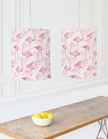 Flamingos! Chandelier Lampshades