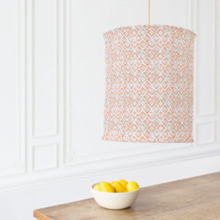unfinished Business Chandelier Lampshades