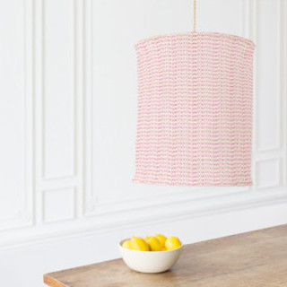 Melon Slice Chandelier Lampshades
