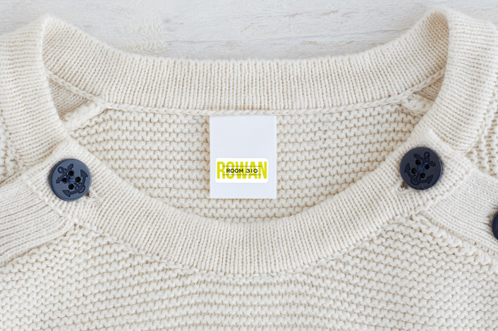 """""""Connected"""" - Custom Name Labels in Chartreuse by Kim Dietrich Elam."""