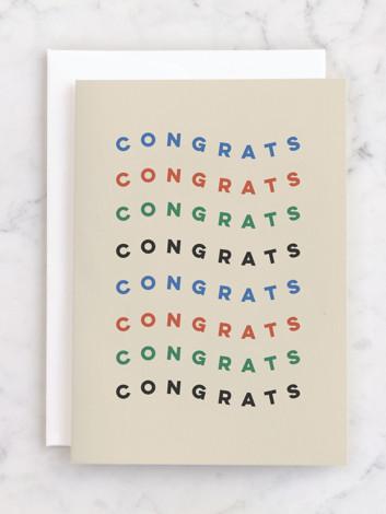 congrats wave