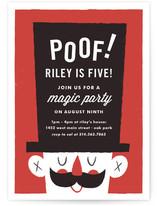 Poof Birthday Magic