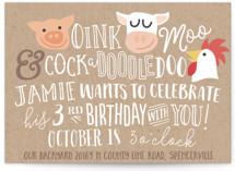 Oink & Moo