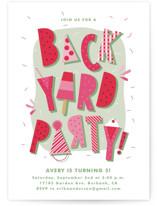 Backyard Party by Tatiana Nogueiras