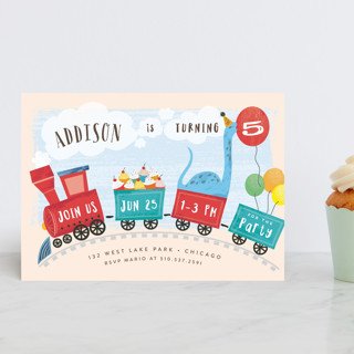fabriano Children's Birthday Party Postcards