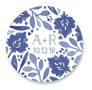 Wedding Circlet Custom Stickers