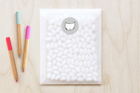 Cat's Meow Custom Stickers