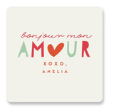 Bonjour Mon Amour by Gina Grittner