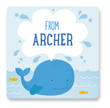 Whale Love by Laura Bolter Design