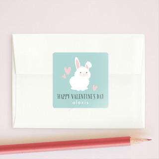 No-Bunny Else Custom Stickers