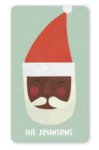Multi-Cultural Santas by melanie mikecz