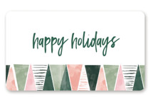 Happy Little Pine Trees by Robert and Stella