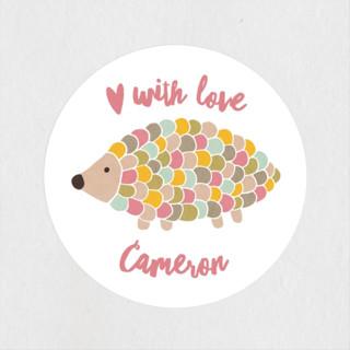Hedgehugs Custom Stickers