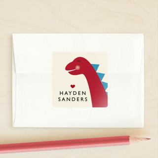 Dino-mite Custom Stickers