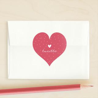 Valentine Cutie Custom Stickers