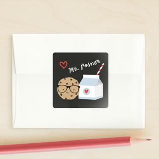 Smart Cookie Custom Stickers