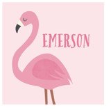 Tickled Pink Flamingos by Karidy Walker