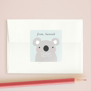 Koalafied Custom Stickers
