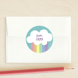 Making Rainbows Custom Stickers