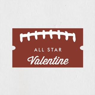 All Star! Custom Stickers