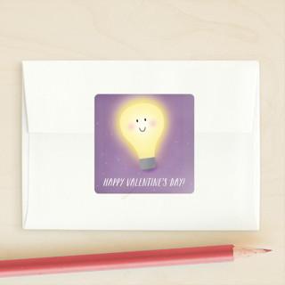 Light Up The Room Custom Stickers