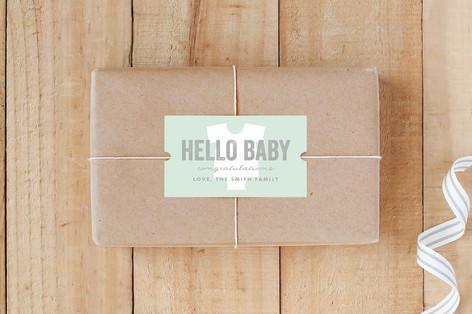 All Baby Custom Stickers