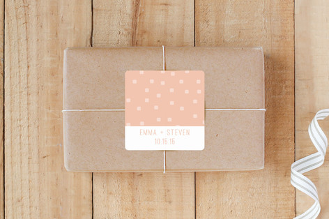 Arrowhead Pastels Custom Stickers