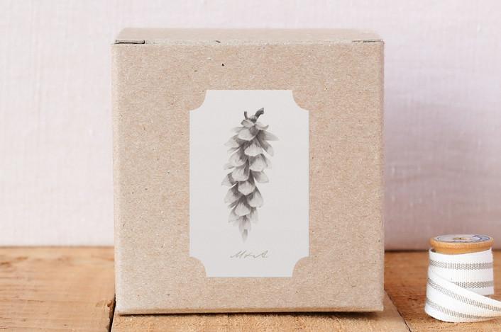 """Kotte"" - Custom Stickers in Ivory by jinseikou."