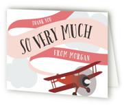 Banner Takeoff