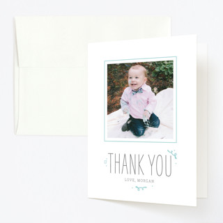 Celebration Stack Childrens Birthday Party Thank You Cards