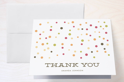 One Happy Day Childrens Birthday Party Thank You Cards