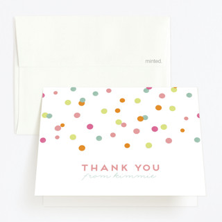 Birthday Snap Childrens Birthday Party Thank You Cards