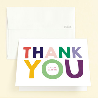 This Gal Childrens Birthday Party Thank You Cards