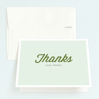 Birthday Mani Childrens Birthday Party Thank You Cards