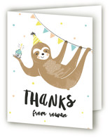 Party Sloth