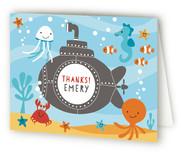 Submarine Adventure by Michelle Rimpf