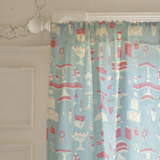 Patisserie Curtains