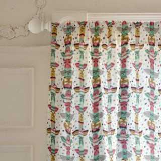 Tribal Animalis Curtains