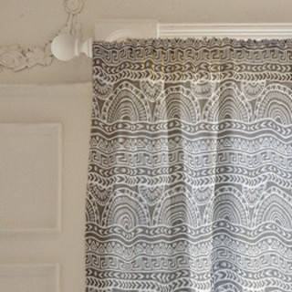 Tribal Mix Curtains